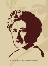 * Rosa Luxemburg – Stencil