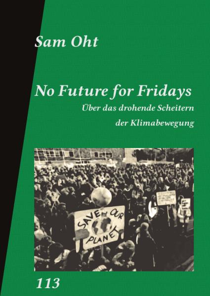 V113: Sam Oht - No Future for Fridays