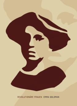Emma Goldman – Stencil