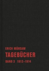 B1003: Erich Mühsam - Tagebücher Band 3