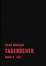 B1047: Erich Mühsam - Tagebücher Band 9