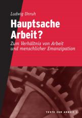 V 06:  Unruh, L. -  Hauptsache Arbeit?