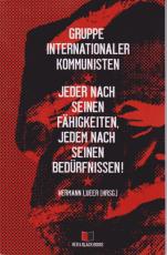 B552: Hermann Lueer (Hrsg.) - Gruppe Internationaler Kommunisten