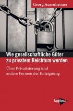B048: Georg Auernheimer - Wie gesellschaftliche Güter zu privatem Reichtum werden