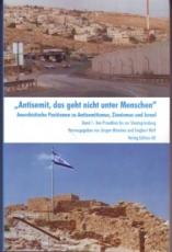 B083: J.Mümken u. S.Wolf (Hg) - Antisemit, das geht nicht unter Menschen. Band 1