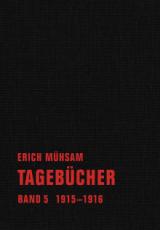 B1048: Erich Mühsam - Tagebücher Band 5