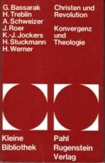 * Treblin/ Bassarak u.a.: Christen und Revolution/ Konvergenz und Theologie