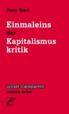 B1175: Peter Bierl: Einmaleins der Kapitalismuskritik