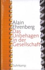 B257: A. Ehrenberg - Das Unbehagen in der Gesellschaft
