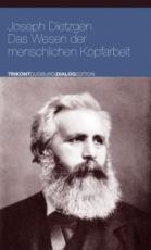 B1186: Joseph Dietzgen - Das Wesen der menschlichen Kopfarbeit