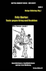 B757: H. Döhring (Hg.) - Fritz Oerter:  Texte gegen Krieg und Reaktion