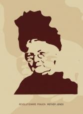 * Mother Jones – Stencil