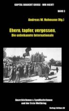 B419: A. W. Hohmann (Hrsg.) - Ehern, tapfer, vergessen