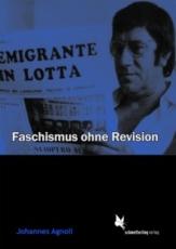 B451: J. Agnoli - Faschismus ohne Revision
