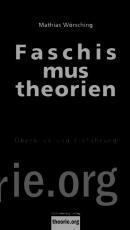 B137: Mathias Wörsching - Faschismustheorien
