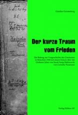 B1096: Günther Gerstenberg - Der kurze Traum vom Frieden