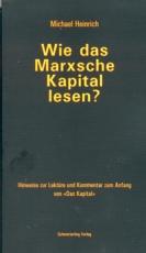 B542: M.Heinrich - Wie das Marxsche Kapital lesen?