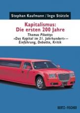 B814: S. Kaufmann / I. Stützle - Kapitalismus: Die ersten 200 Jahre