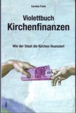 B199: C.Frerk - Violettbuch Kirchenfinanzen