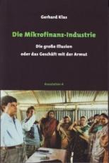 B237: G. Klas - Die Mikrofinanz-Industrie