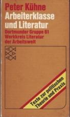 * Kühne: Arbeiterklasse und Literatur