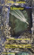 B1001: G. Landauer - Literatur Ausgewählte Schriften - Band 6.2