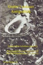 B091: G.Landauer - Antipolitik Band 2