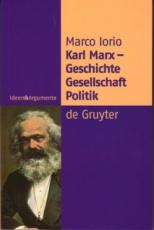 B645: M. Iorio - Karl Marx -  Geschichte, Gesellschaft, Politik