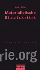 B1133: M. Zeiler -  Materialistische Staatskritik