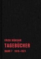 B256: Erich Mühsam - Tagebücher Band 7