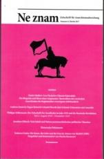 B510: Ne znam - Zeitschrift für Anarchismusforschung Nr. 6