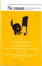 B343: Ne znam - Zeitschrift für Anarchismusforschung Nr. 5