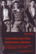 B606:  A. Paz - Anarchist mit Don Quichottes Idealen