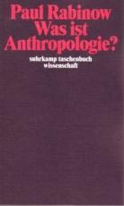 B960: Rabinow -  Was ist Anthropologie?
