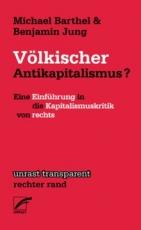 B1037: M. Barthel, B. Jung - Völkischer Antikapitalismus?