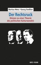B1123: Markus Metz / Georg Seeßlen -  Der Rechtsruck. Skizzen zu einer Theorie des politischen Kulturwandels