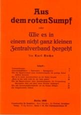 B1027: K. Roche - Aus dem roten Sumpf
