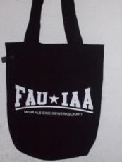 Stoff-Tasche mit FAU - Logo